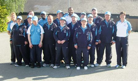 Team Kildare Services Special Olympics 2014